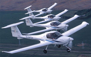 Professional flight