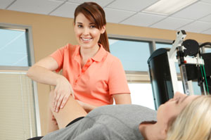 Rehabilitation Therapy Assistants