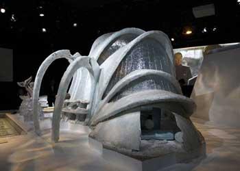 Set and Exhibit design